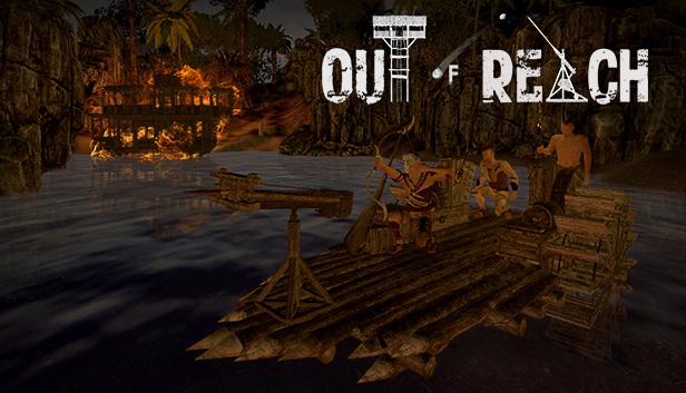 Out of Reach open world survivaly MMO on Early Access for Linux, Mac and Windows PC